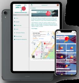 Apps para eventos Chile