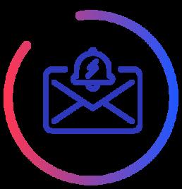 Envío de emails y comunicaciones para eventos
