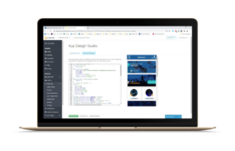 App personalizada para evento virtual
